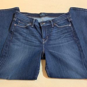Size 12 31 Lucky Brand Jeans Brooke Crop